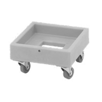 "Cambro CD1313110 Camdolly 16-5/64""L X 16-5/64""W X 8-1/4""H"