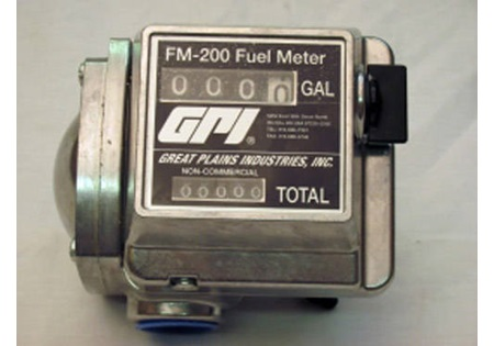 GPI Mechanical Fuel Meter without Filter