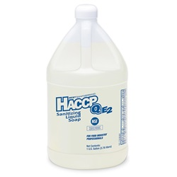 HACCP Q E2 Sanitizing Liquid Soap (Best Sanitizers)