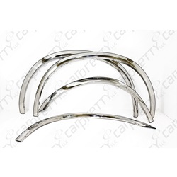 Chrome Fender Trim - FT77