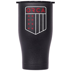 Chaser 27oz Black/Black Shield