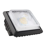 SQUARE CANOPY - 40W - 5000K (4PK) - COMMERCIAL LED