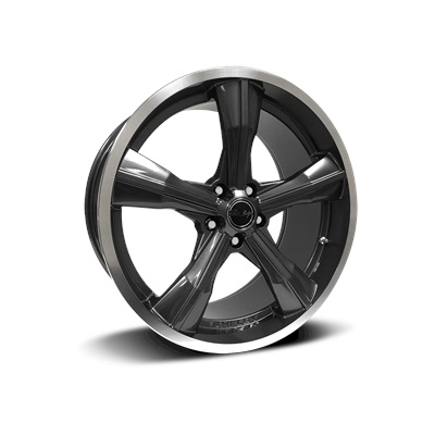 Shelby CS11 20x11 - Gunmetal