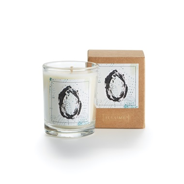 Monogram O Boxed Votive