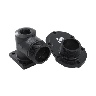 "2"" High Pressure Water Pump Inlet/Outlet"