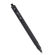 DURABLE STANDARD CLICKER PEN – Black Ink