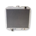 "67-69 2 row HiPo Aluminum Radiator (Late Model 5.0, 302 & 351C, 20"")"
