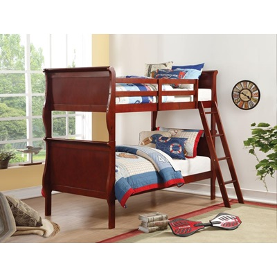 37615 LOUIS PHILIPPE T/T BUNK BED