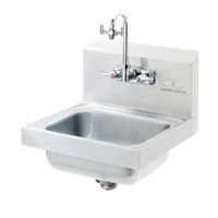 Advance Tabco 7-PS-55 Eye Wash Hand Sink Wall Model