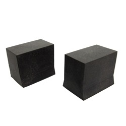 Convertible top rest block