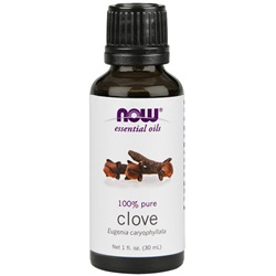 Clove Essential Oil - 1 FL OZ