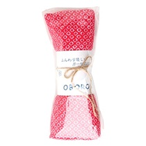 Tea Towel - Oboro Red