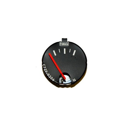 1968 Mustang Fuel Gauge without Factory Tachometer