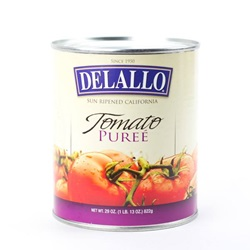 Tomato Puree (DeLallo®) - 29oz (Case of 12)