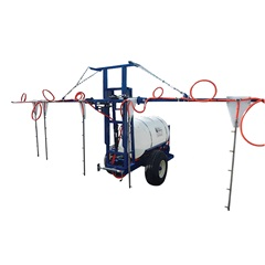 Custom 400 Gallon Blueberry Hoop Boom Sprayer