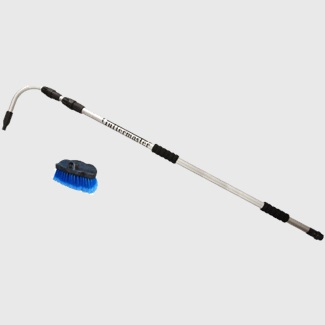 Gutter Cleaner / Car Wash Squeegee Brush