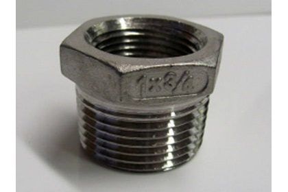 Stainless Steel Reducer Bushings - Various Sizes