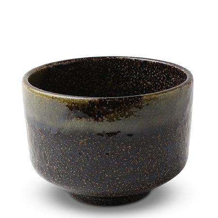 "Matcha Bowl 4.25"" Brown"