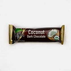 Coconut Bar, Dark Chocolate - 1.9oz (Box of 20)