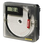 TempTrace™ Temperature Chart Recorder With Digital Display  (Dickson)
