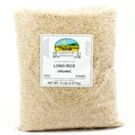 Long Brown Rice - Organic