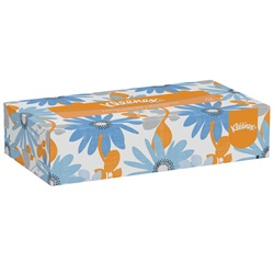 21606 KC KLEENEX FACIAL TISSUE, 125 SHEETS/BOX 48 BOXES/CASE