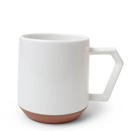 Chips 12 oz. Mug White