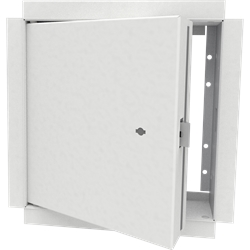 Fire-Rated Access Door with Drywall Bead Flange