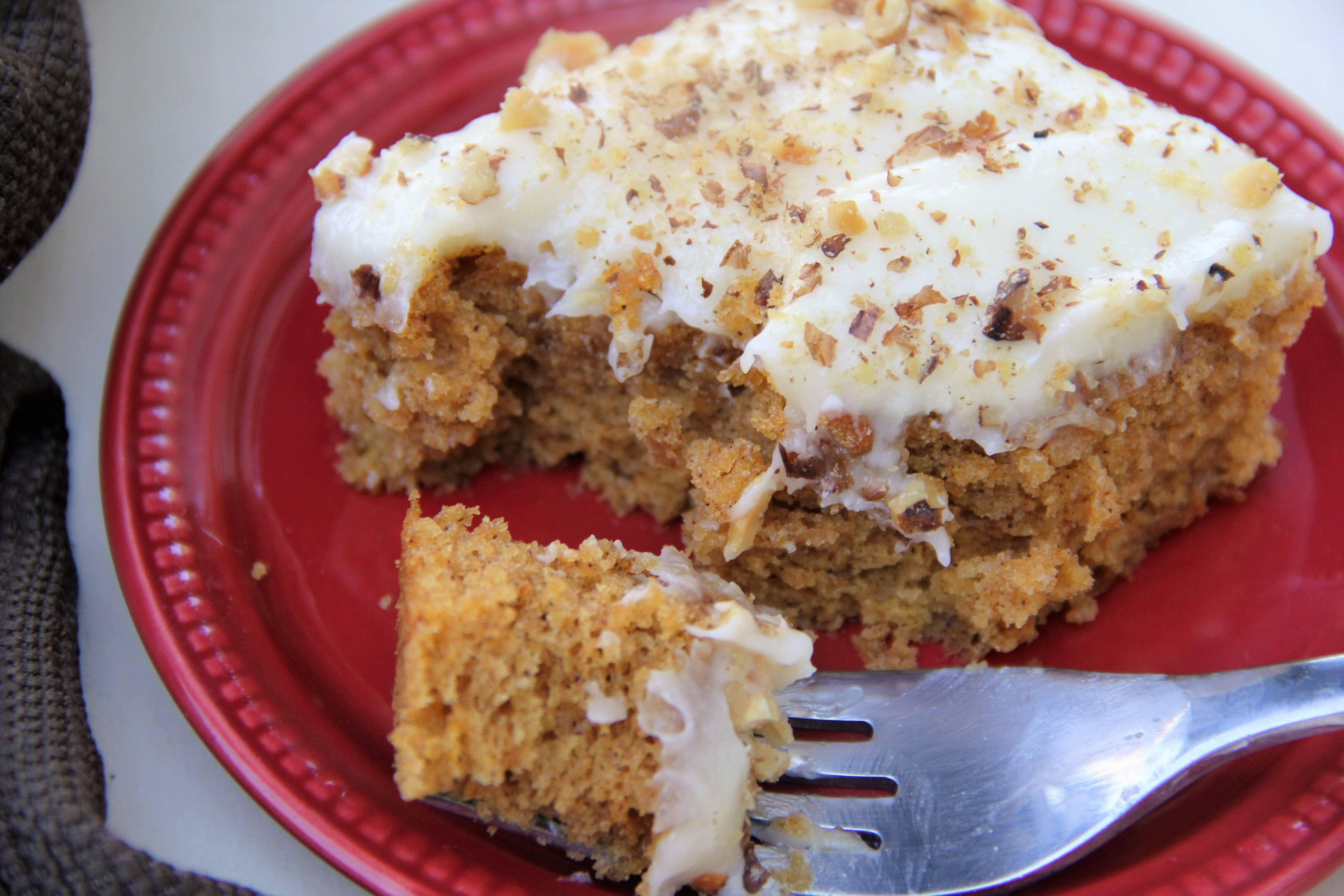 Usa Pan 174 Recipe Pumpkin Spice Cake