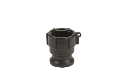 "1 1/2"" Male Adapter X 1 1/2"" FPT - Banjo Cam Lever Coupling"