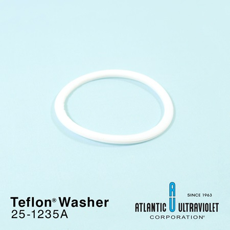Teflon Washer - 22mm Quartz