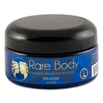 Rare Body® Salt Scrub with Celtic Sea Salt ® Spa Scent (8 oz)