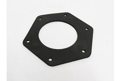 "EPDM Gasket for 3"" 6-Bolt Coupling Tank Fitting"