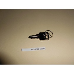 MASTER KEY FOR UFO A001
