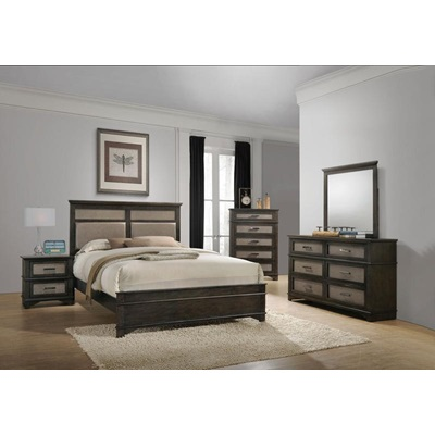 26280Q ANATOLE QUEEN BED