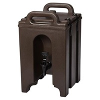 "Cambro 100LCD131 Camtainer Beverage Carrier 10-3/8"" X 11-3/4"" X 17-1/4"""