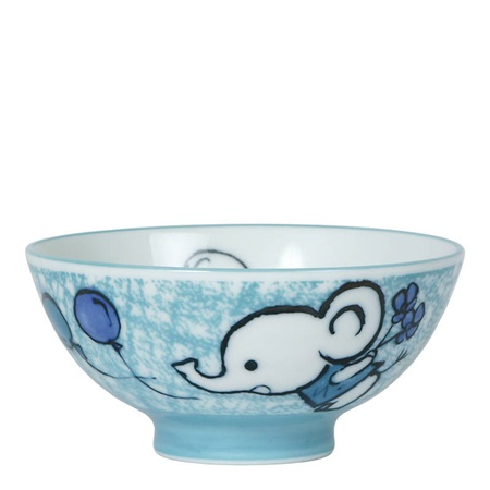 "Elephant 4.5"" Rice Bowl"
