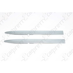 "2"" Universal Chrome Body Side Moldings"