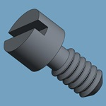 Retainer Screw, Graphite