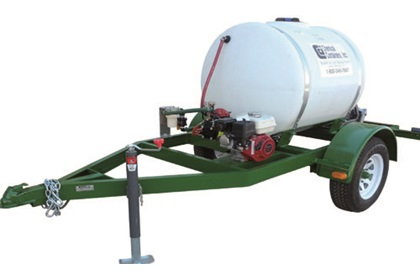 Sprayers - Skids, Trailers & Portable Units