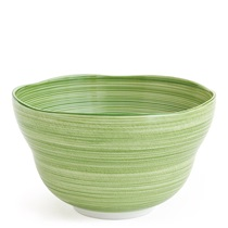 "Suzuran 4.5"" Rice Bowl - Green"