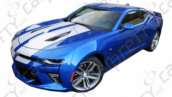 Car Pretty Llc 2016 2017 Chevrolet Cam Sport Camaro Ss Oem Rally