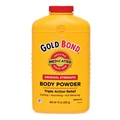 Gold Bond Medicated Body Powder, 10oz Bottle, 12 Bottle/Case