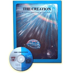 Thy Word - Creation - KJV - 1 Book w/CD