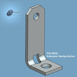 Extension Spring Anchor
