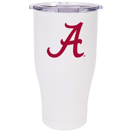 Alabama 27oz Chaser Pearl/Clear