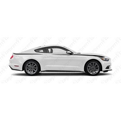 2015-2016 Ford Mustang Mariah Stripe Package