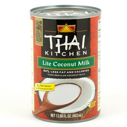 Coconut Milk Lite (Thai Kitchen) - 13.66oz