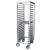 Sammons 9585-EHD-18 Aluminum Sheet Pan Rack