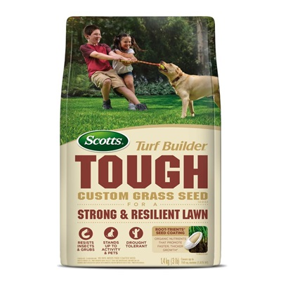 Scotts Turf Builder TOUGH Lawn Seed